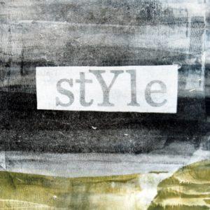 Style, grafiek